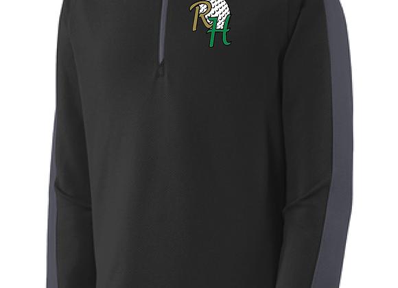 RH Golf SportTek Textured 1/4 Zip