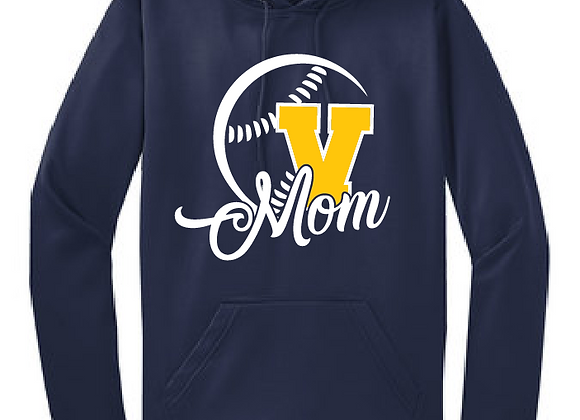 Victor BB Mom Performance Hoodie