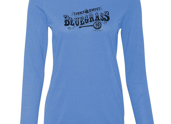 BG Ladies Long Sleeve Tee