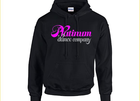 Platinum Script Hoodie
