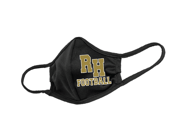 RH Football 3ply Mask