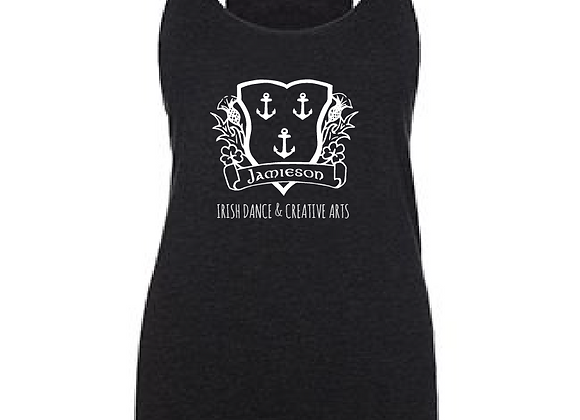 Jamieson Fitted Tri Blend Tank
