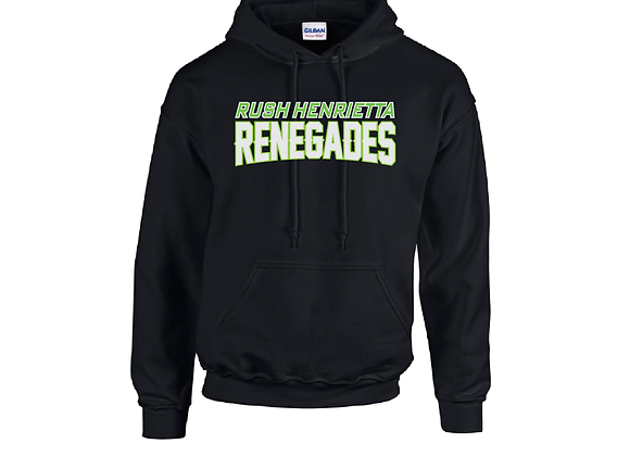 Renegades Glitter Hoodie