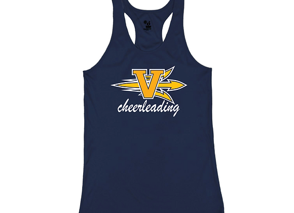 Victor Cheer Performance Tank