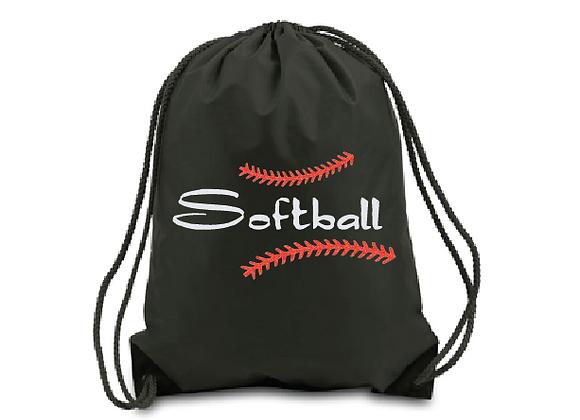Softball Drawstring
