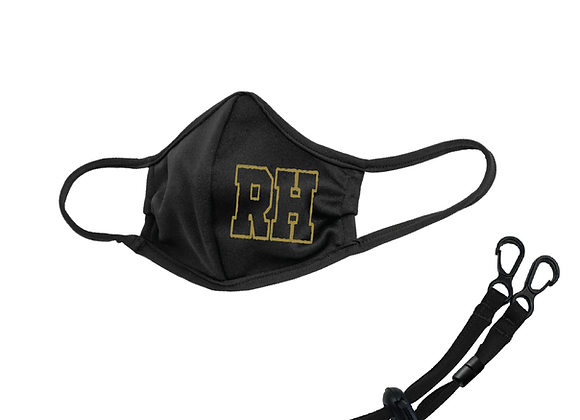 RH Mask with Strap