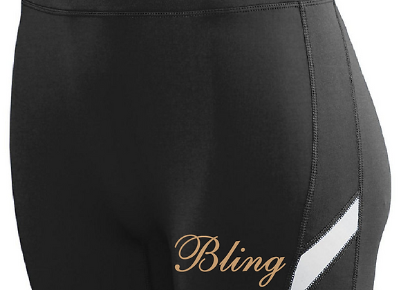 Bling Fitted Shorts