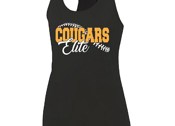 Cougar Ladies Performance Tank
