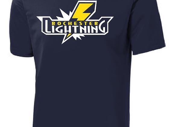 Rochester Lightning Performance TEE D2