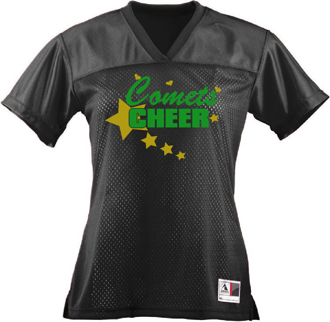 Ladies Cheer Jersey
