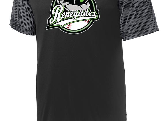 Renegades Baseball CamoHex Sport TEE