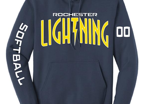 Rochester Lightning Hoodie D3