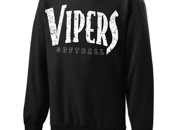 Vipers D3 Sport Tek Heavy Crew