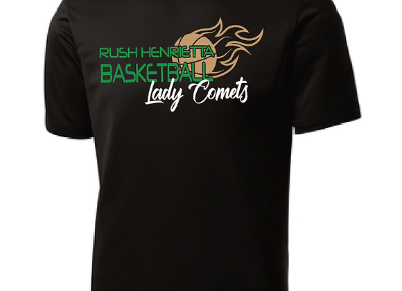 RH Lady Comets BB Sport-Tek Tee