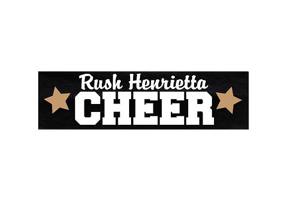 RH Cheer Headband