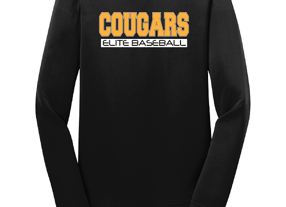 Cougars Sport LS TEE