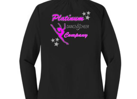 Platinum Ladies Warmup Jacket