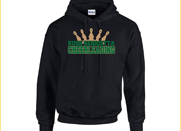 RH Cheer Crown Hoodie