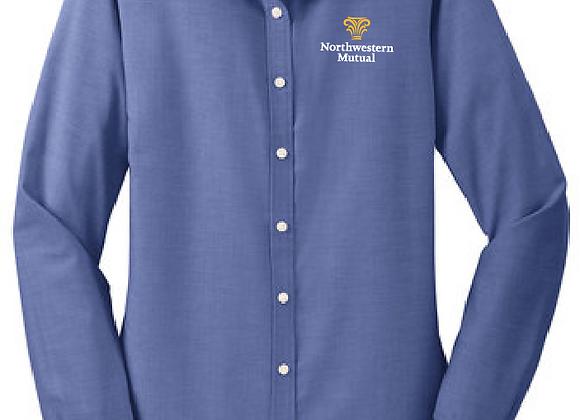 NWM Ladies Oxford Shirt