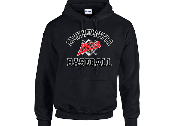 RHAA Baseball Hoodie
