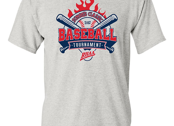 2017 Summer Classic Tournament Tee