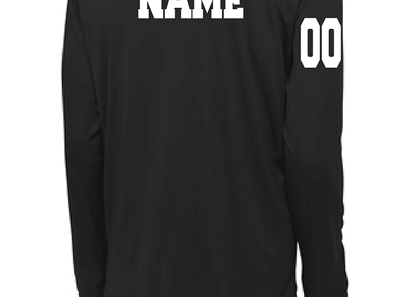 RH Comets Personalize Name & Number