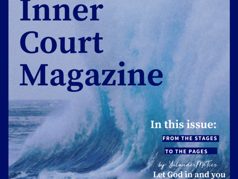 Inner Court Magazine Interview