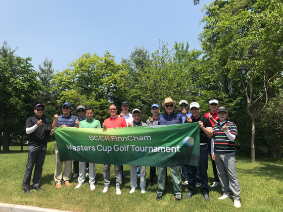 SCCK FinnCham Masters Golf Tournament at NewKorea CC
