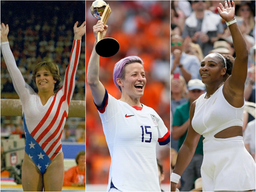 Women at the 2021 Olympics