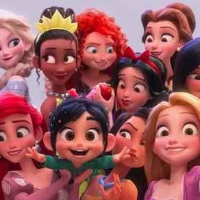 The Evolution of Disney Princess