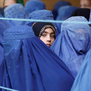 The Life for Women In Afghanistan Under the Taliban