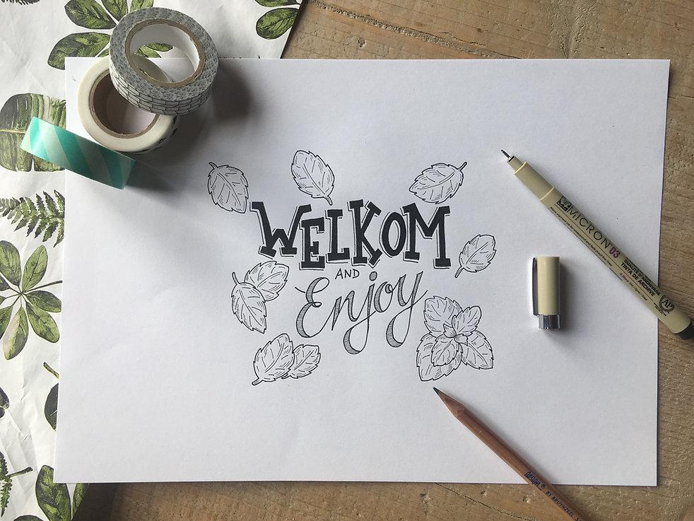 Welkom and Enjoy