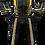 Macacão amarelo ADL2K21 Frente Adelante Sports Kart