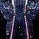 Macacão azul ADL2K21 Frente Adelante Sports Kart