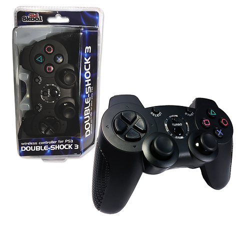 DOUBLE-SHOCK 3 PS3 WIRELESS CONTROLLER