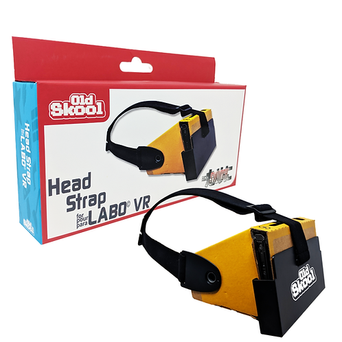 HEAD STRAP for LABO VR