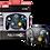 Thumbnail: FALCON WIRELESS CONTROLLER FOR GAMECUBE - BLACK