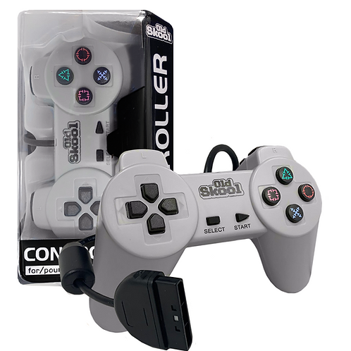 PS1 Wired Controller