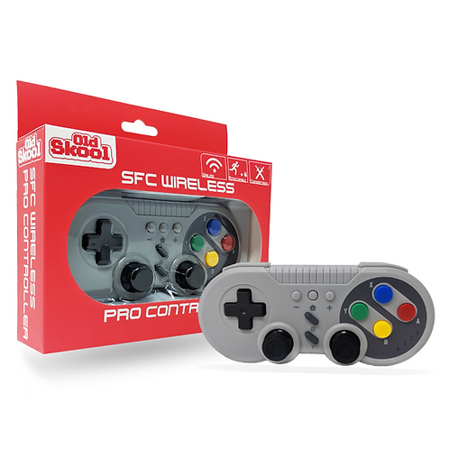 SFC Wireless Pro Controller