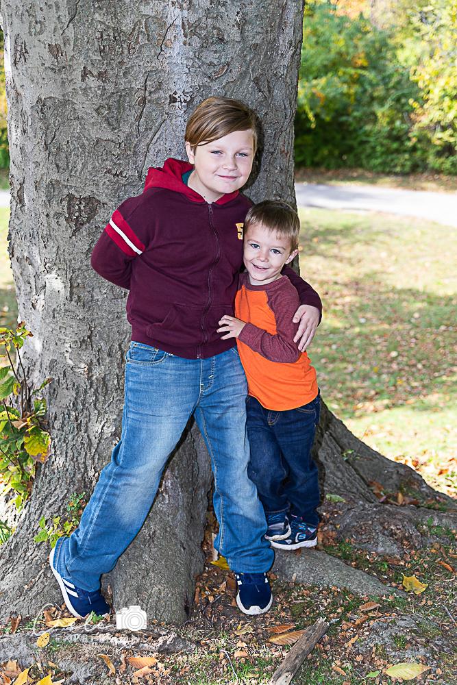Sibling Photo-Park