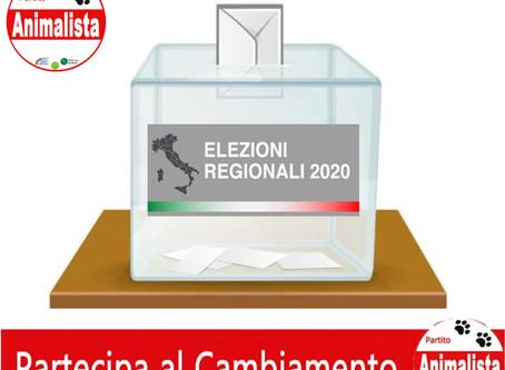 Elezioni Regionali 2020, il Modulo per candidarsi e partecipare alle elezioni è on-line