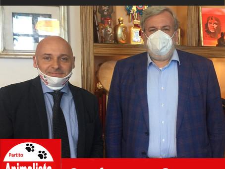 COMUNICATO STAMPA: Oggi Conferenza Stampa, per le Regionali in Puglia, con il Partito Animalista