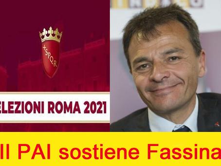 Elezioni Comunali di Roma 2021: Il Partito Animalista appoggia Stefano Fassina sindaco