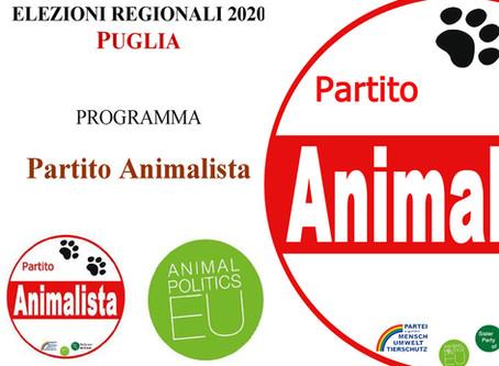 Ecco il Manifesto Programmatico del PAI per la Puglia alle Elezioni Regionali 2020