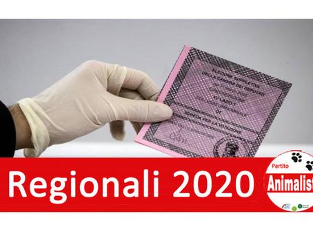 Verso le Regionali 2020, Cambia l'Italia con il Partito Animalista Italiano