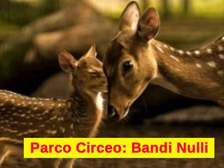 COMUNICATO STAMPA: Daini del Circeo, il Partito Animalista notifica Atto di Diffida Bandi Nulli