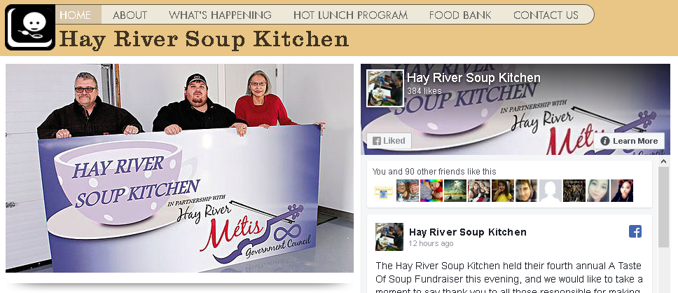 The Hay River Soup Kitchen