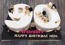 Number Cake (90)