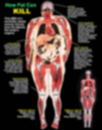 How Fat Can Kill