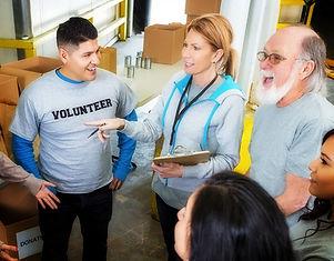 Serenity Place is run by volunteers